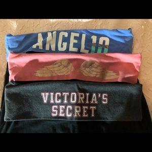 3 Victoria secret yoga pants